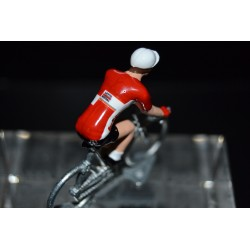Lotto Soudal - petit cycliste en acier