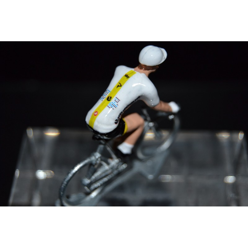 Sky special edition, last stage Tour de France 2017 - die cats cycling figurine