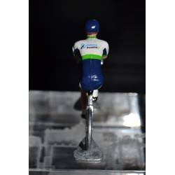 Orica GreenEdge - cyclist figure die cast