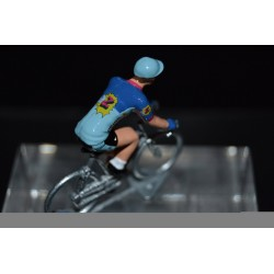 Z - cyclist figurine