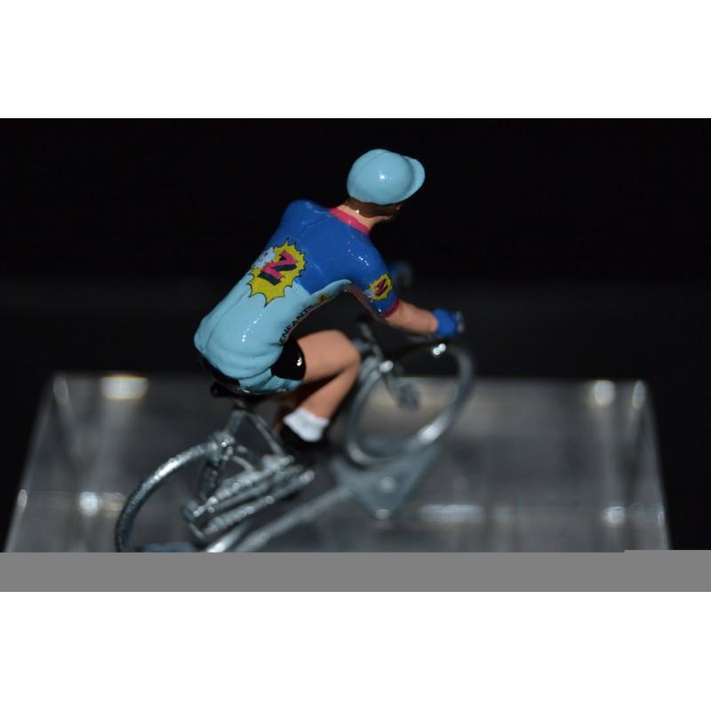 Z - cyclist figurine