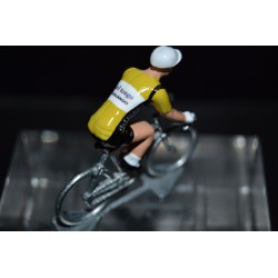 Del Tongo - cyclist figurine
