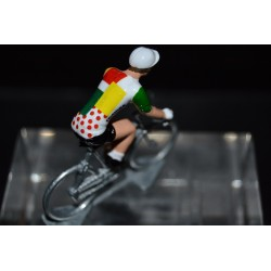 Combined Jersey Tour de France - cyclist figurine