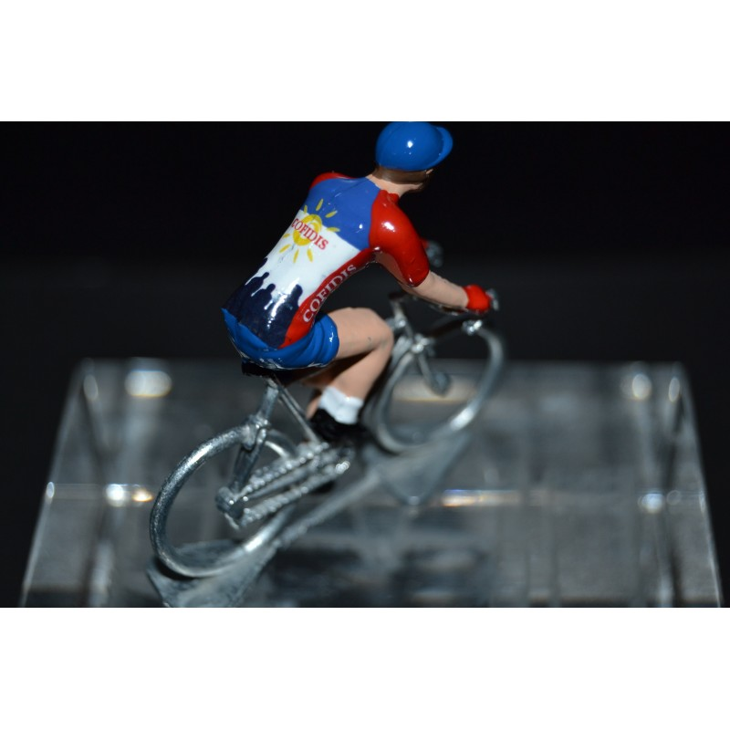Cofidis 1997 - cyclist figurine