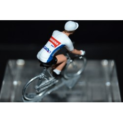 Carrera - cyclist figurine