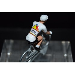 Cafe de Colombia - cyclist figurine