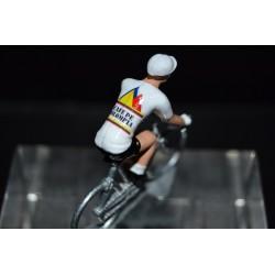 Cafe de Colombia - cyclist figurine