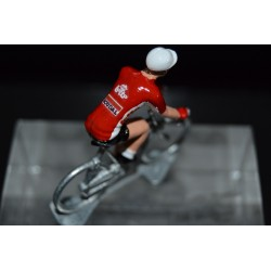 Lotto Soudal special edition Tour de France 2018- cyclist figurine cycling