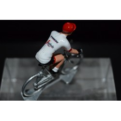 Trek Segafredo special edition Tour de France 2018 - Metal cycling figure