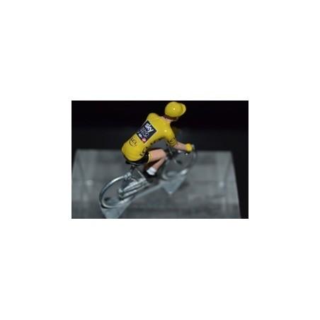 Tour de France 2018- Maillots distinctifs - Pack of 4 figurines