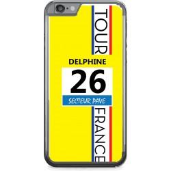 Coque de téléphone Tour de France Jaune