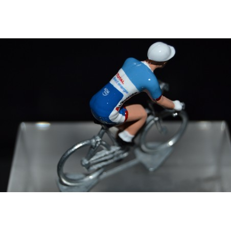 Total Direct Energie 2019 - petit cycliste figurine