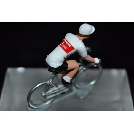 Trek Segafredo Tour de France 2019 - petit cycliste figurine