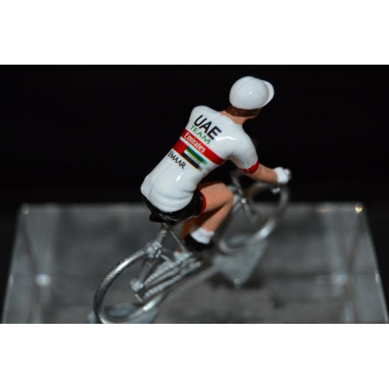 UAE Emirates 2020 Season figurine petit cycliste