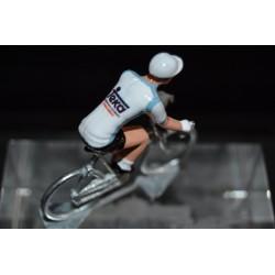 Teka figurine petit cycliste