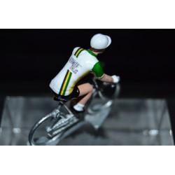 Vermeer Thijs figurine petit cycliste
