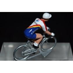 Banesto figurine petit cycliste