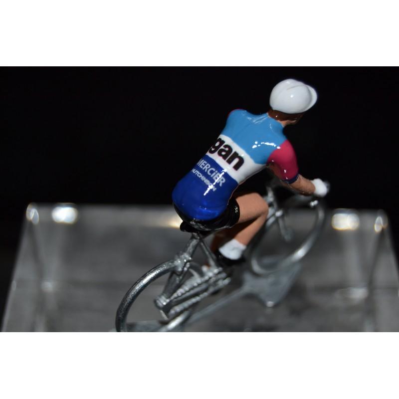 Gan Mercier Hutchinson 1975 figurine petit cycliste