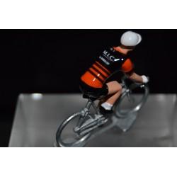 Mic de Gribaldy 1974 figurine petit cycliste