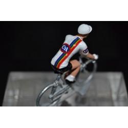 C&A figurine petit cycliste