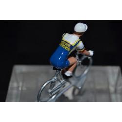 Castorama figurine petit cycliste