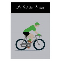 Poster Champion Sprint