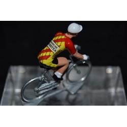 Ariostea 1991 figurine petit cycliste