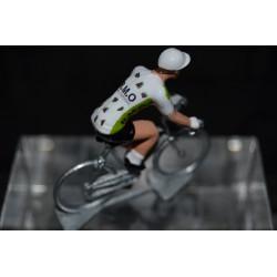 RMO 1988 figurine petit cycliste