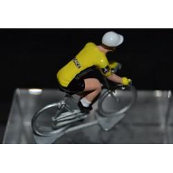 Once 1990 figurine petit cycliste