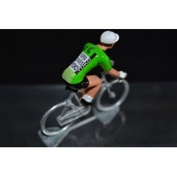 SUPER Confex YOKO 1988 figurine petit cycliste
