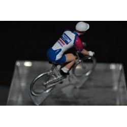 TACCONI Sport Emmegi 2002 figurine petit cycliste