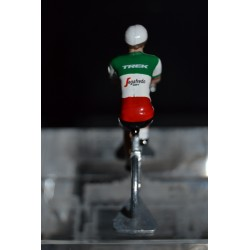 Italian Champion 2016/2017 Giacomo Nizzolo - die cast metal cycling figurine