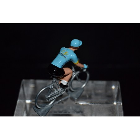 Astana 2017 - Metal cycling figure