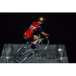 Bahrein Merida 2017 - Metal cycling figure