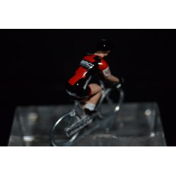 BMC Racing 2017 - petit cycliste miniature en metal