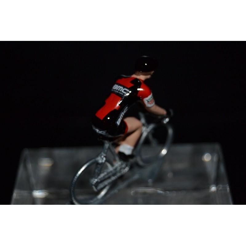BMC Racing 2017 - Metal cycling figure