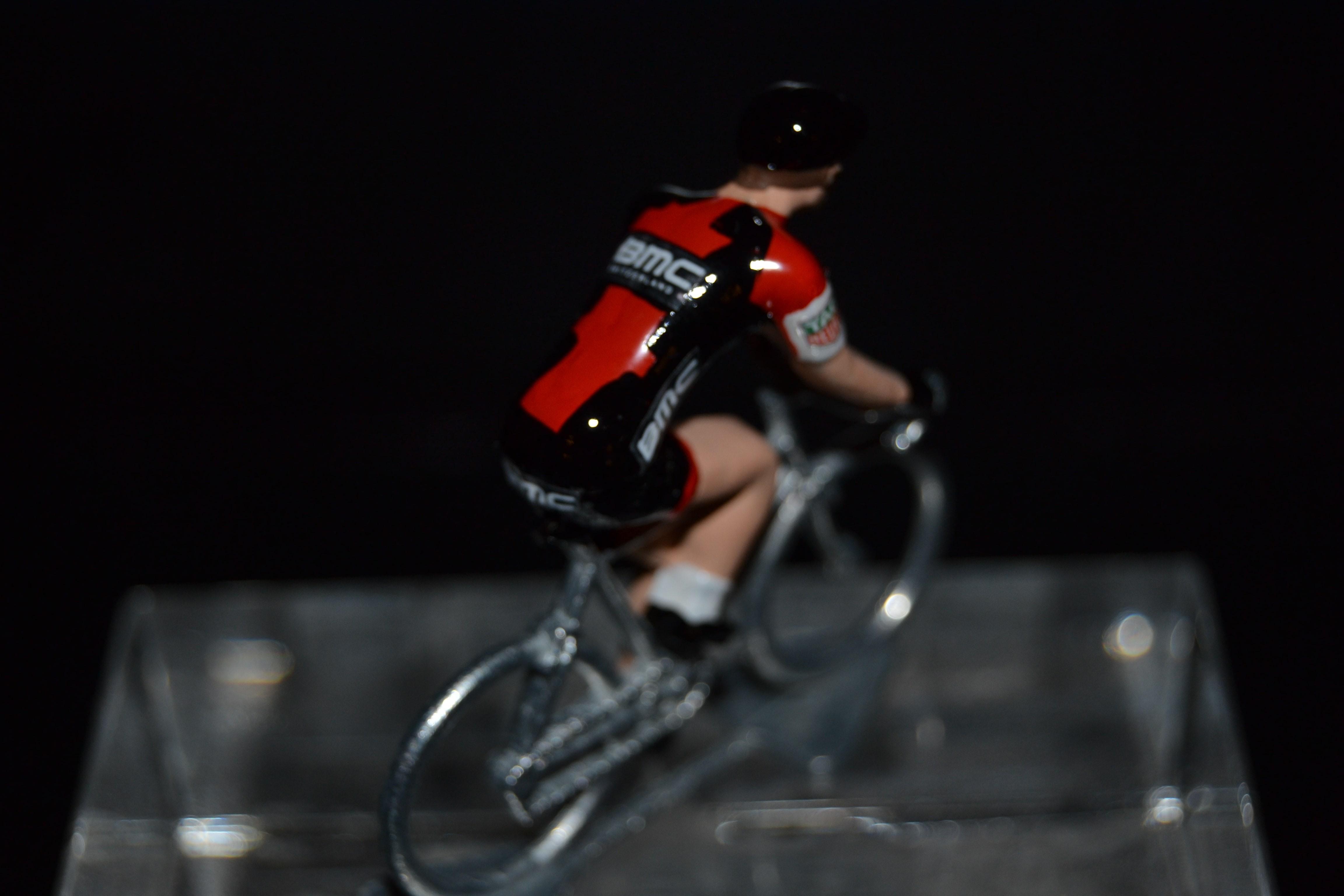 Petit cycliste Figurine BMC racing 2018 Cycling figure