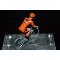 CCC Sprandi Polkowice 2017 - Metal cycling figure