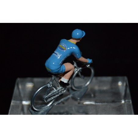 Delko Marseille Provence KTM 2017 - Metal cycling figure