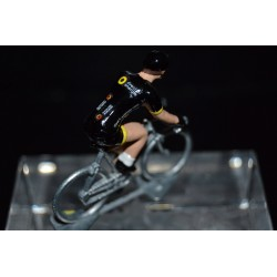 Direct Energie 2017 - petit cycliste miniature en metal