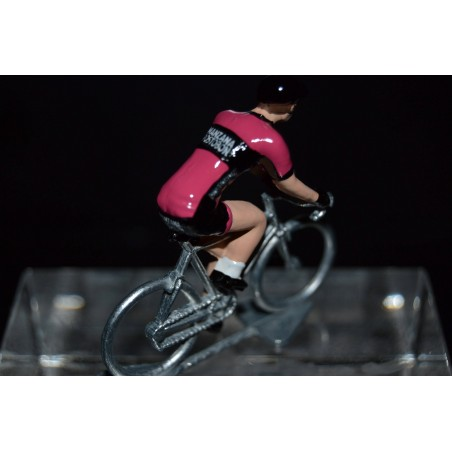 Manzana Postobon 2017 - Metal cycling figure