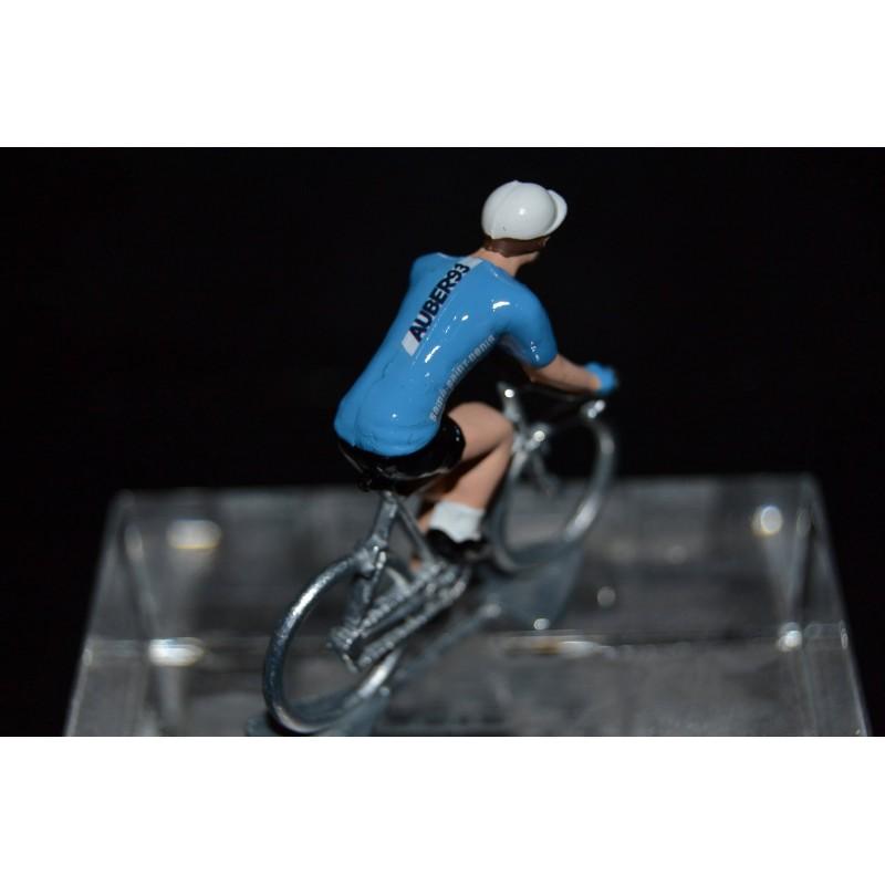 auber93 hp btp 2017 petit cycliste miniature en metal petit cycliste. Black Bedroom Furniture Sets. Home Design Ideas