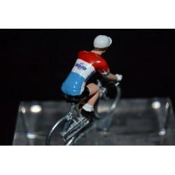 Campione del Lussemburgo 2016/2017 Bob Jungels2017 - piccoli ciclisti in acciaio