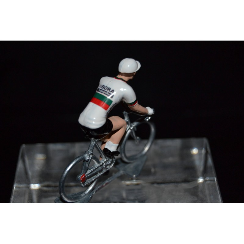 Portugal Champion 2016/2017 José Mendes - Metal cycling figure