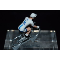Novo Nordisk 2017 Changing Diabetes - petit cycliste miniature en metal