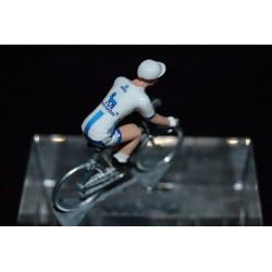 Novo Nordisk 2017 Changing Diabetes - petit cycliste miniature en metal
