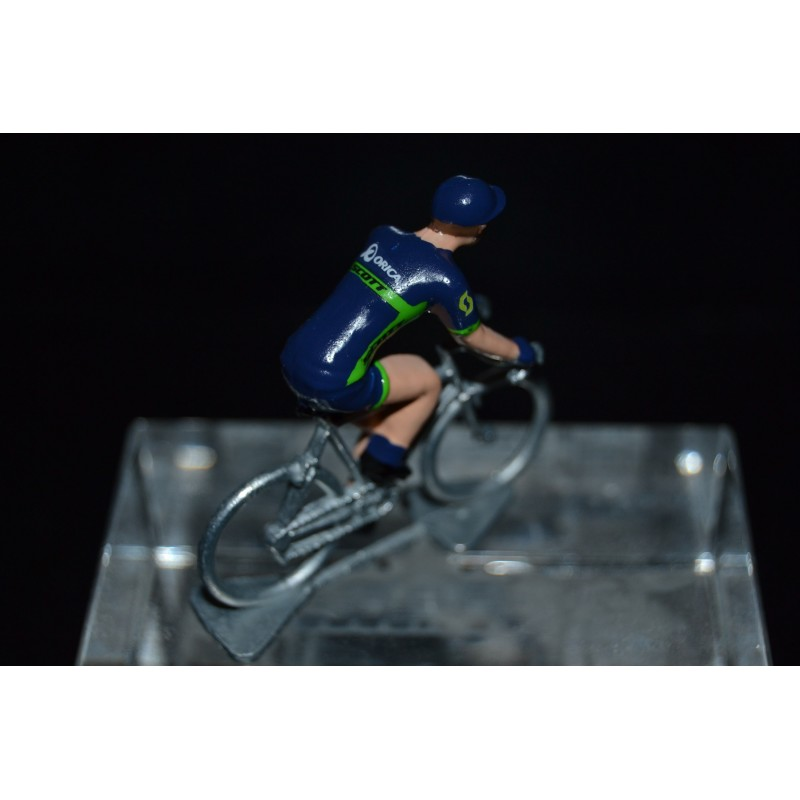 Orica Scott 2017 - Metal cycling figure