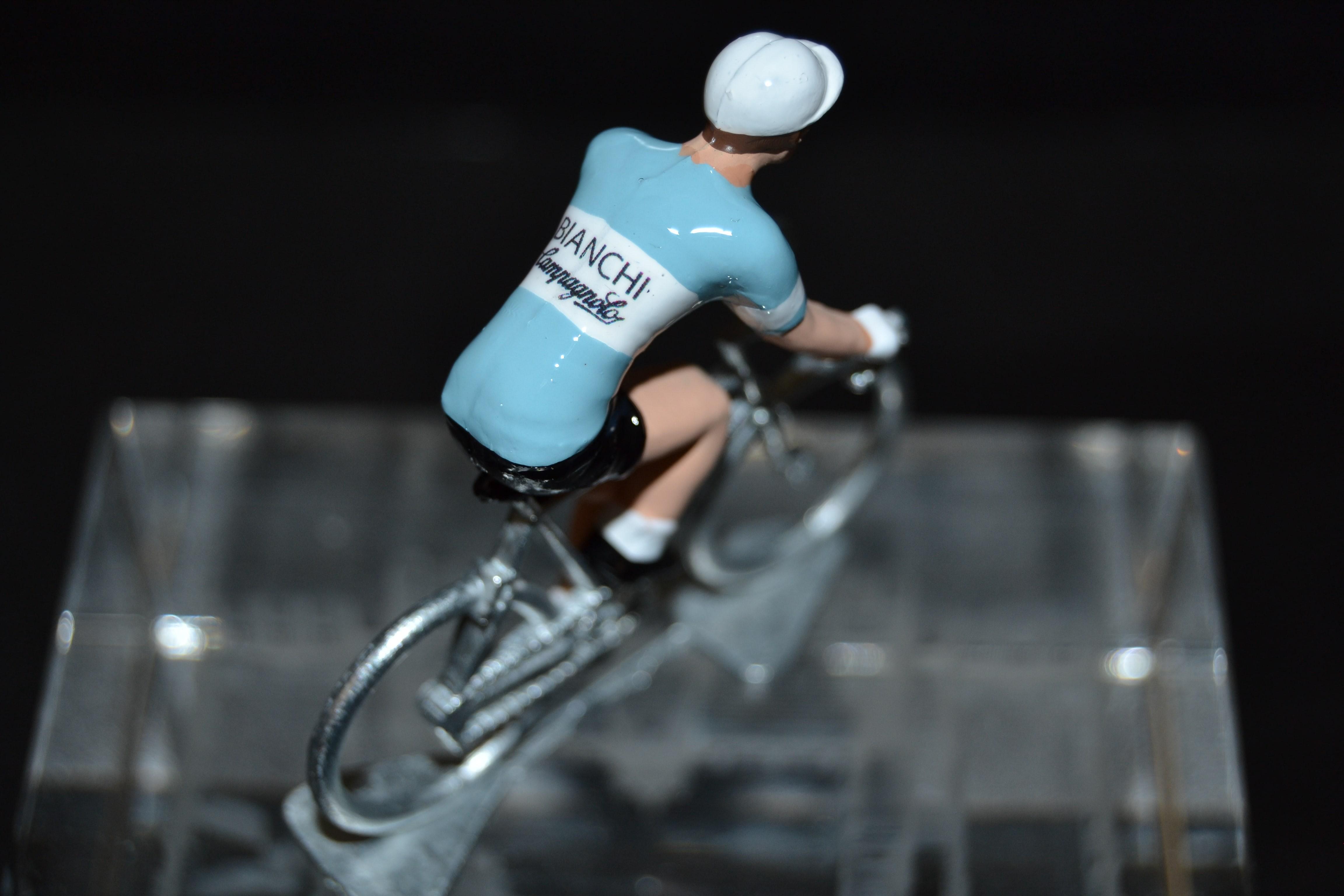 Cycling figure Flandria Petit cycliste Figurine