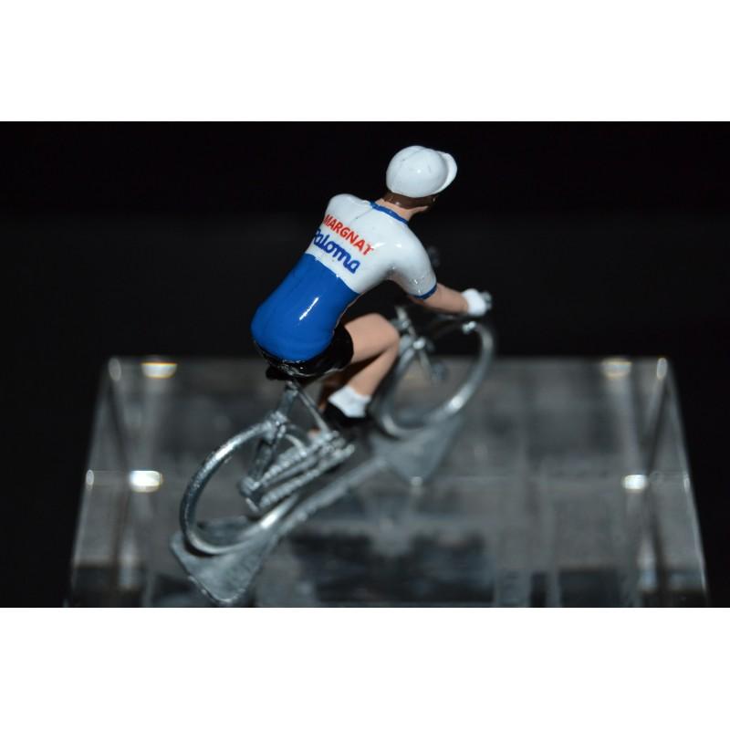 Margnat Palomma - cycling figurine, cyclist figure