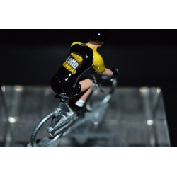 "Lotto NL Jumbo ""black"" Tour de France 2017 - cyclist figurine cycling"